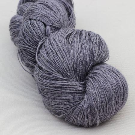 Soie lin lace, fil à tricoter teint par Laine Select