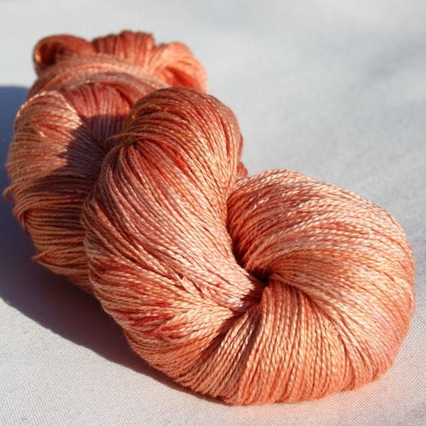 Pêche rosée